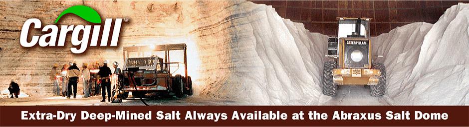 cargill deep mined salt